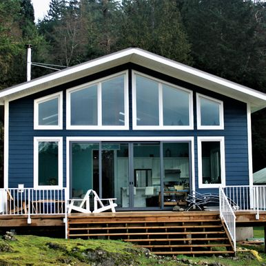Cozy Cabin on Thormanby Island 1