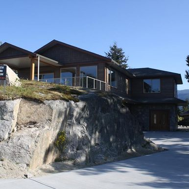 Previously Completed Skylux Jobs - Exterior Home