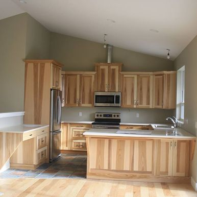 Previously Completed Skylux Jobs - Interior Kitchen
