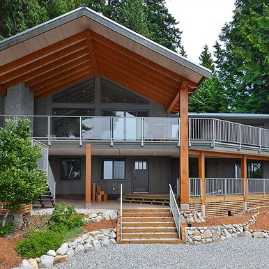 Sechelt Seaside Renovation